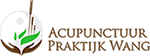 Acupunctuurpraktijk Wang Sticky Logo